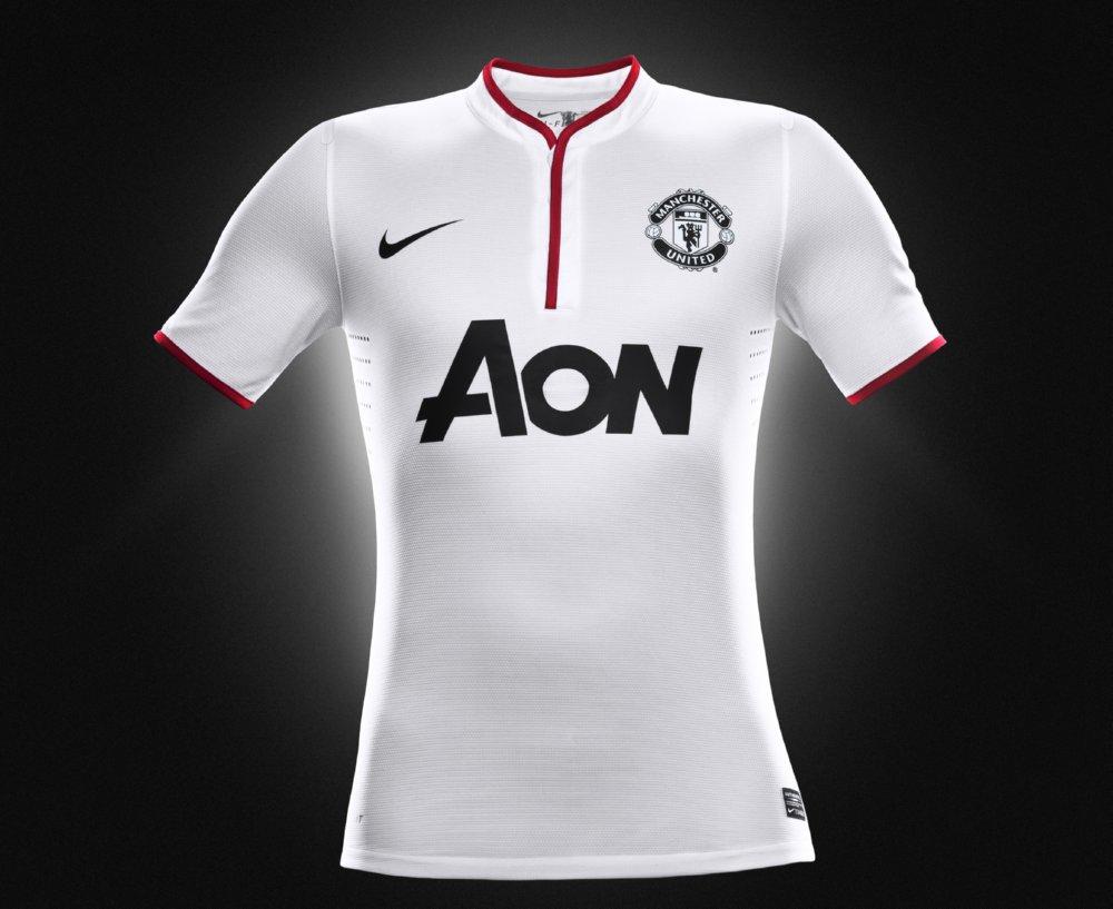 Camiseta suplente Manchester United 2012-2013