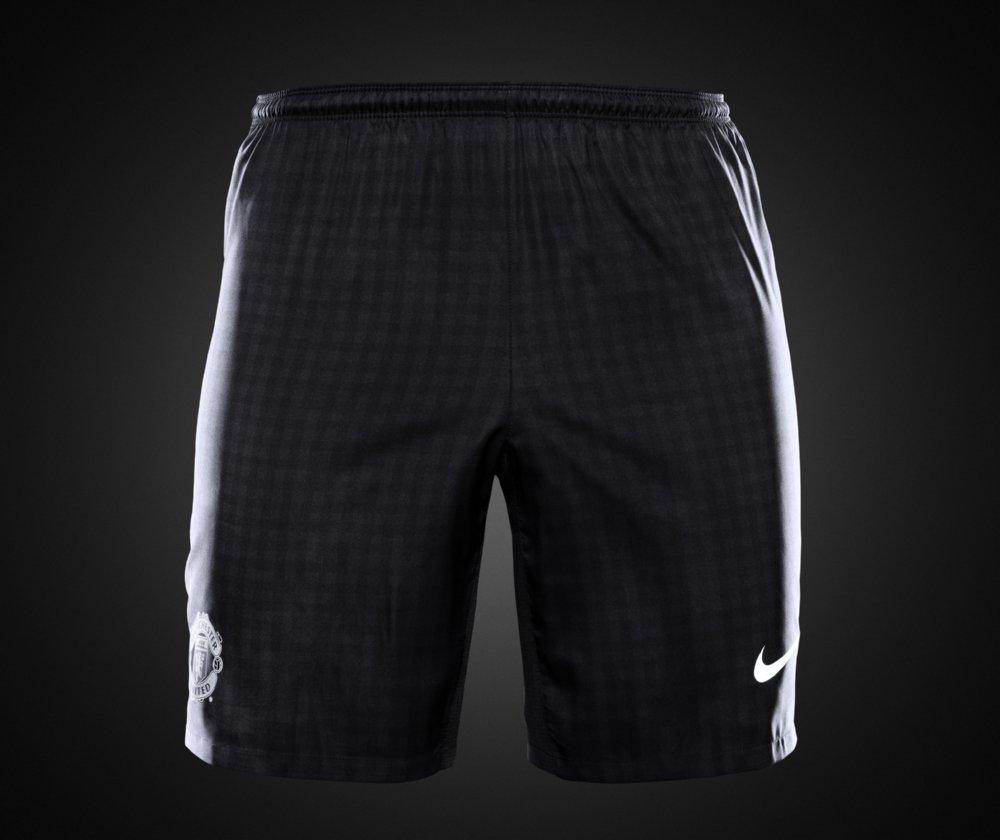 Pantalón suplente Manchester United 2012-2013