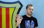 Spain Soccer FC Barcelona