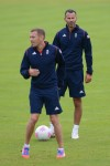 Olympics - London 2012 Olympics - Soccer - Team GB Training Session - Champneys Hotel and Spa