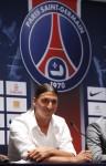 France Soccer Ibrahimovic PSG