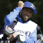 Carlos Tevez Caddies For Golfer Andres Romero At The Open, Guides His Man To Last Place (Photos)