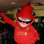 Liverpool Introduce New Mascot 'Mighty Red' – The Big Gormless Lobster? (Photos)