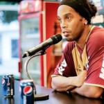 Ronaldinho Loses $750k Coca-Cola Sponsorship For Being In Same Room As Pepsi Can