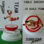 Wayne Rooney's Manchester Derby Super Shinner Immortalised By Subbuteo (Photo)