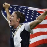 Olympics: USA 2-1 Japan – US Women Take Gold As 80,000 People Stay To Boo Sepp Blatter in Unison (Photos & Highlights)