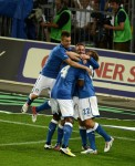 Soccer - International Challenge Match - Italy v England - Wankdorf Stadium