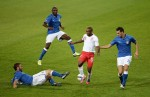 Soccer - International Challenge Match - Italy v England - Wankdorf Stadium