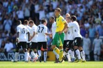 Soccer - Barclays Premier League - Fulham v Norwich City - Craven Cottage