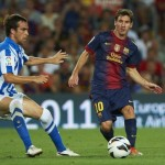 Lionel Messi&#8217;s Fantastic Laser-Guided Throughball vs Real Sociedad (Video)