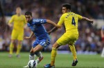 Soccer - Barclays Premier League - Chelsea v Reading - Stamford Bridge