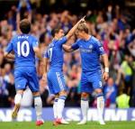 Soccer - Barclays Premier League - Chelsea v Newcastle United - Stamford Bridge