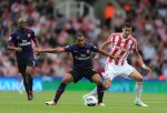 Soccer - Barclays Premier League - Stoke City v Arsenal - Britannia Stadium