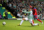 Soccer - UEFA Champions League - Play-Offs - Second Leg - Celtic v Helsingborg - Celtic Park