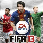 There's A Strange Old Mix Of Players On The New FIFA 13 Cover…