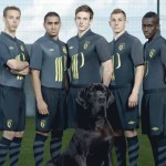 Lille Rope In Every Man And His Dog To Unveil Brooding Black 2012/13 European Kit (Photos)