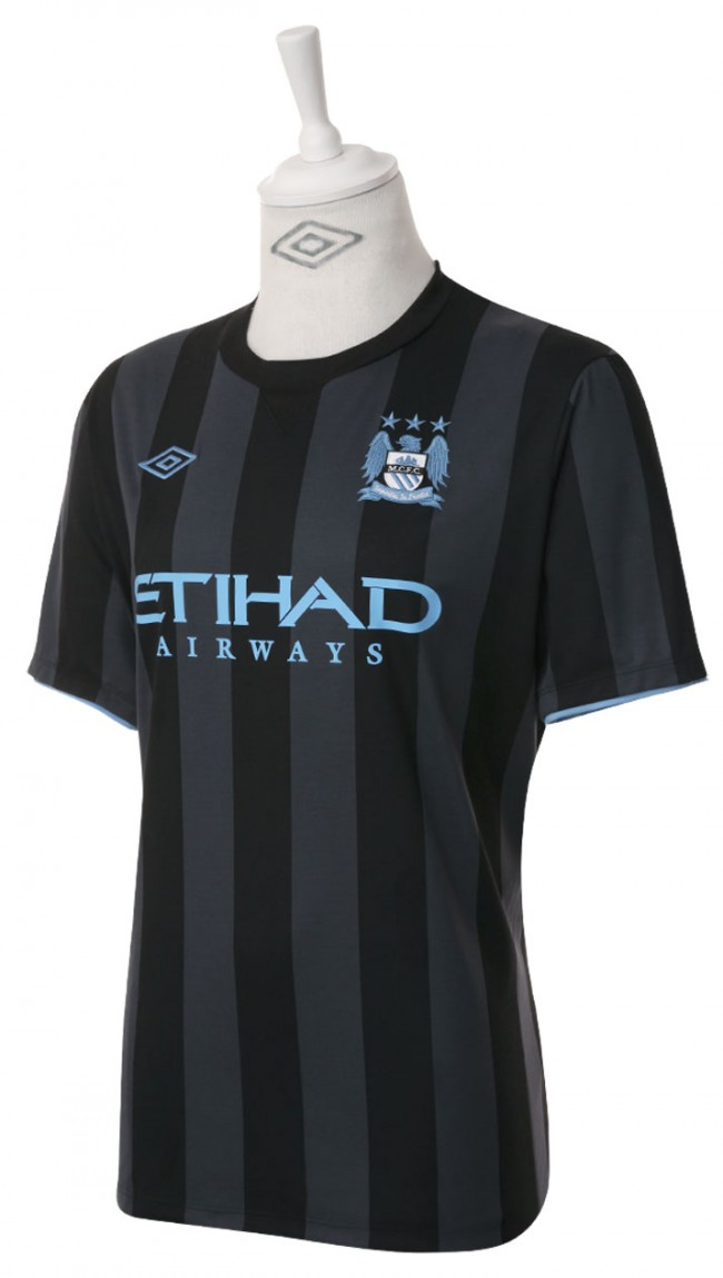 Man City Reveal Slick New European Away Kit For 2012 13 s ... 4fc47bcb1