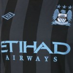 Man City Reveal Slick New European Away Kit For 2012/13&#8242;s Continental Excursions (Photos)