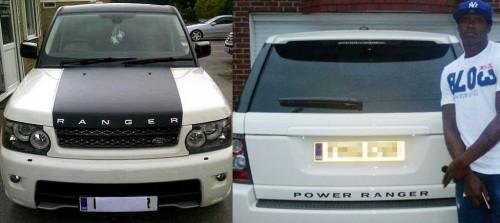 Nile Ranger's Custom Range Rover