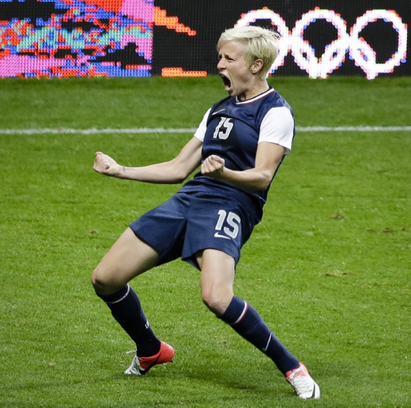 London Olympics Soccer Women » Who Ate all the Pies