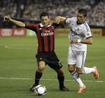Real Madrid AC Milan Soccer