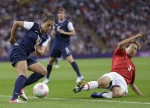 London Olympics Soccer Women