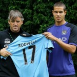 Jack Rodwell Unveiled At Man City By Haggard Old Italian Gentleman (Photos)