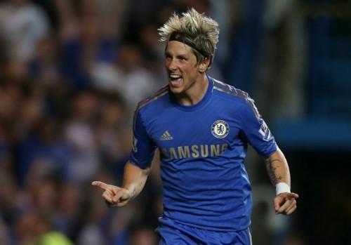 Soccer - Barclays Premier League - Chelsea v Reading - Stamford Bridge