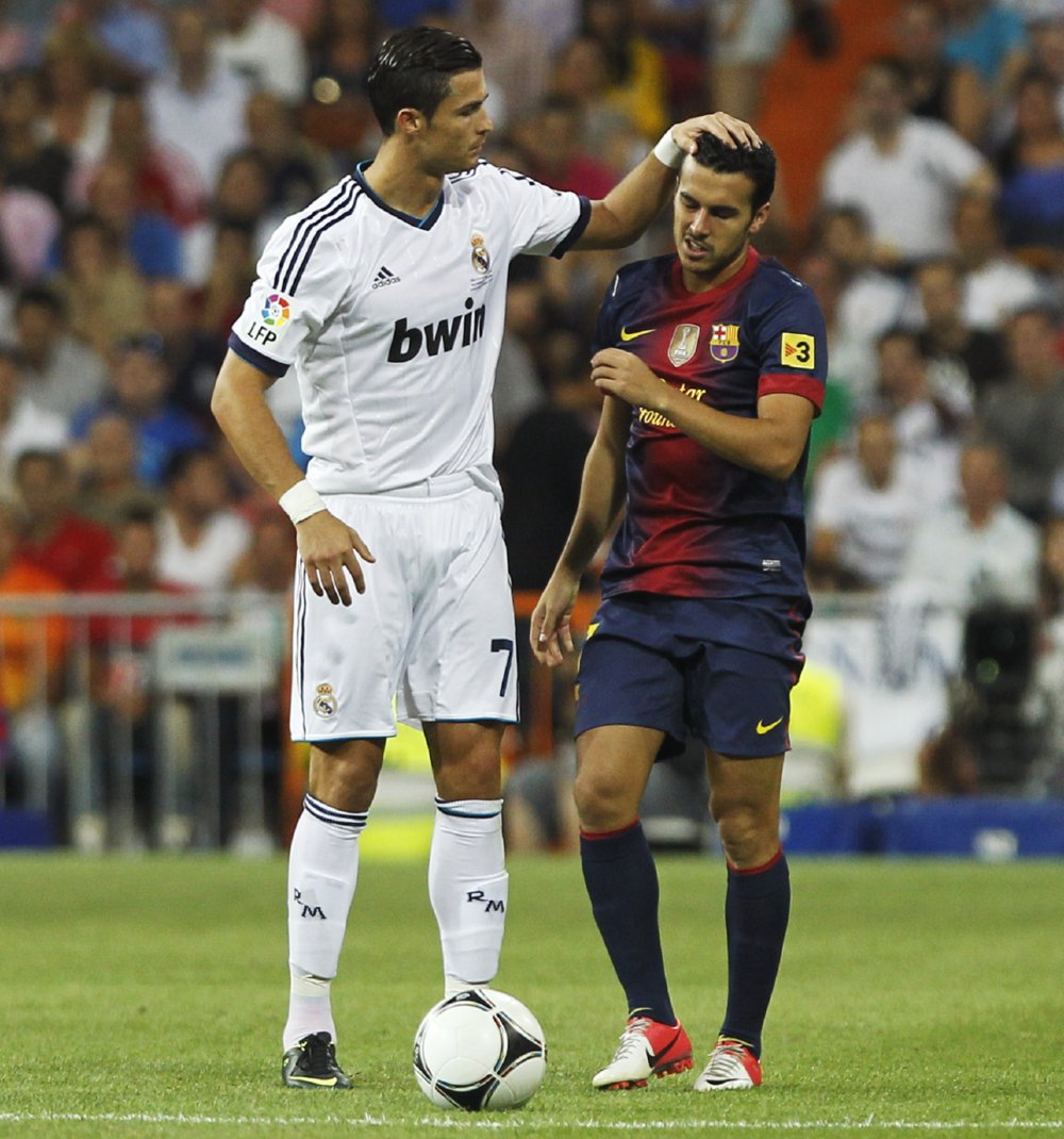 Barcelona 1 2 Real Madrid Vintage Ronaldo Silences The: Spain Soccer Spanish Supercup » Who Ate All The Pies