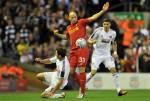 Soccer - UEFA Europa League - Play-Offs - Second Leg - Liverpool v Heart of Midlothian - Anfield