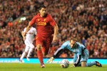 Soccer - Europa League Qualifying - Play-Off Round - Second Leg - Liverpool v Heart of Midlothian - Anfield