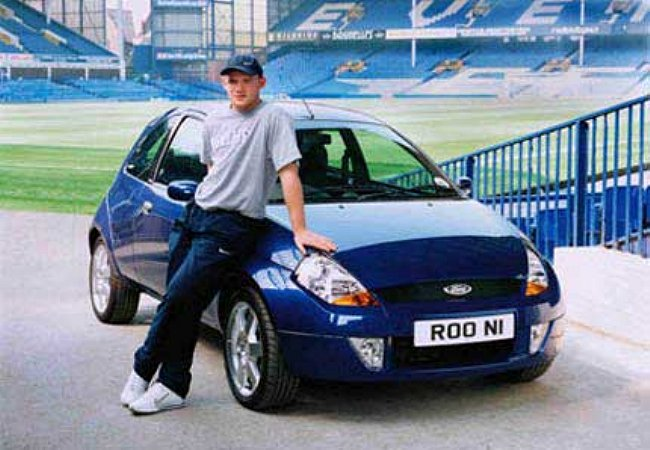 wayne rooney s ford ka who ate all the pies. Black Bedroom Furniture Sets. Home Design Ideas