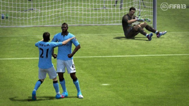 Mario Balotelli Flex Celebration To Feature In Fifa 13 Motion Capture Provided By Jay Demerit Of All People Who Ate All The Pies
