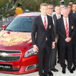 Sir Alex Puts Kibosh On Chevrolet Doling Out Free Cars To Man Utd Players Aged 23 And Under
