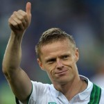 100-Cap Irish Winger Damien Duff Retires From International Football