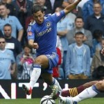 Football GIF: Eden Hazard Puts On Backheel Magic Masterclass