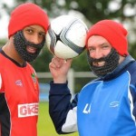 Non-League Kendal Town FC To Travel, Train And Warm-Up In Fake Beards Due To Daft Sponsorship Deal (Photos)