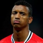 Football GIF: Nani Has His Bubble Burst!