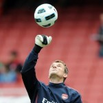 Jens Lehmann Flirts With Idea Of Playing For Germany's 2016 Paralympic Blind Football Team