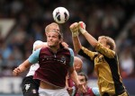Soccer - Barclays Premier League - West Ham United v Fulham - Upton Park