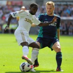 Swansea 2-2 Sunderland – Fletcher On The Double As Black Cats Hold Swans At The Liberty (Photos & Highlights)