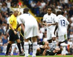 Soccer - Barclays Premier League - Tottenham Hotspur v Norwich City - White Hart Lane