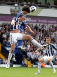 Soccer - Barclays Premier League - West Bromwich Albion v Everton - Tha Hawthorns