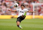 Soccer - Barclays Premier League - Southampton v Manchester United - St Marys Stadium