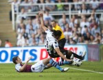 Soccer - Barclays Premier League - Newcastle United v Aston Villa - Sports Direct Arena