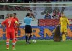 Soccer - 2014 FIFA World Cup - Qualifier - Group F - Russia v Northern Ireland - Stadium Lokomotiv