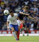 Soccer - FIFA World Cup 2014 Qualifier - Europe Group A - Scotland v Serbia - Hampden Park