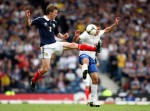 Britain Scotland Serbia World Cup Soccer