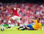 Soccer - Barclay's Premier League - Arsenal v Southampton - Emirates Stadium