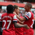 Arsenal 6-1 Southampton – Saints Hit For Six As Gunners Get Into The Groove (Photos & Highlights)